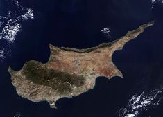 Space in Images - 2016 - 03 - Cyprus