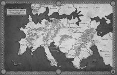 #Truthwitch book series map | just love it!! You should join Susan Dennard's newsletter for writing tips and more! http://us3.campaign-archive1.com/home/?u=cdd0d036e9531dd416bf945b3&id=11e0c331be