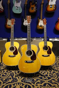 "Martin Eric Clapton ""Crossroads"" Signature Guitars 000-45 EC - Brazilian (price tag is $50,000)"