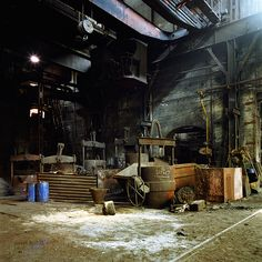 Industrial Documentary: The Stain by Vincént, via Flickr