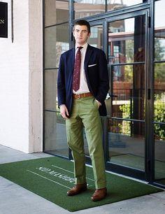 Sid Mashburn Crew | Top 5 Best Dressed Men on Earth