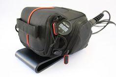 pack-batterie (lithium FePO4, 250Wh) avec voltmètre, interrupteur, controleur moteur, BMS et fusible