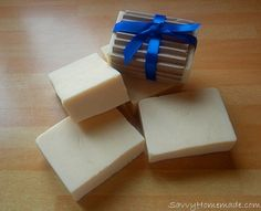 Olive Oil Soap Recipes