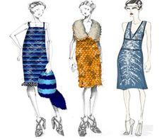 Thanks to trailers, we've already been afforded a first peek at Miuccia Prada's designs for The Great Gatsby, but as we anticipate the May release, here's a deeper dive into her creations.[...]