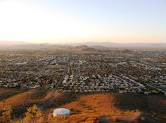 Trail review for Lookout Mountain Summit Trail in Phoenix Mountains Preserve; written for Phoenix New Times.