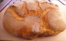 """Μια πανεύκολη συνταγή για ψωμί με μόλις 4 υλικά που θα είναι έτοιμο σε 15 λεπτά. Είναι η ιδανική συνταγή για αρχάριους. Εκτέλεση Τοποθετείτε σε μεγάλο μπολ τα 450 γρ. αλεύρι και όλα τα υπόλοιπα υλικά για το ψωμί. Ζυμώνετε καλά με τα χέρια σας ή με το ειδικό εργαλείο """"γάντζο"""" του μίξερ, μέχρι να …"""