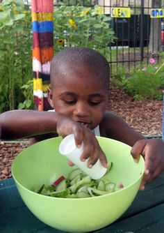 Edible Gardens for Kids 101 - HOMEGROWN