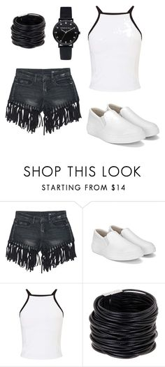 """""""dopičnjak style👉👌🙊🙉🙈"""" by mureet ❤ liked on Polyvore featuring Sans Souci, Miss Selfridge and Saachi"""