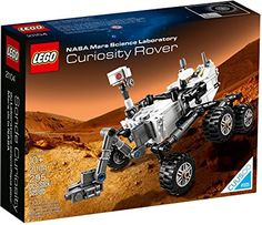 Curiosity Rover Lego. Please, for the link to the product visit the blog.