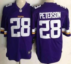 Nike Minnesota Vikings 28 Adrian Peterson Purple Game NFL Jerseys 2013 New  Style bf140bc28