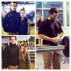 #ManofSteel Alert: See ALL the new pics of Henry Cavill volunteering at a Crossfit event in Detroit, plus details and MORE http://www.henrycavillnews.com/2014/02/henry-cavill-spotted-in-detroit.html?m=1