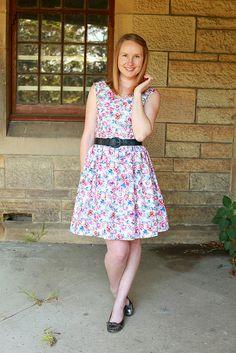 Jennifer Lauren's spring dresses