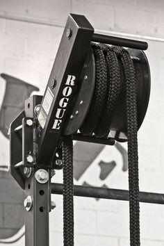 Rogue Fitness Rack Mount  Ropeflex