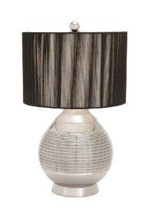 "Ceramic Table Lamp 26""h by bombayjewel. $169.50. Ceramic Table Lamp 26""h"