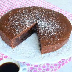 Köstliche Desserts, Delicious Desserts, Dessert Recipes, My Cookbook, Banana Cream, What To Cook, Fudge, Cheesecake, Pudding
