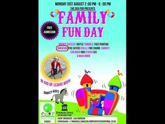 THE DOG PUB LEAHS WISH FUN DAY 31 August 15 - YouTube