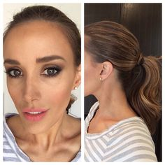 makeup and hair by her's truly. Nars lip liner in Velvet used as lipstick with clear gloss over the top. Rebecca Judd, Oaks Day, Nars Lip, Lip Liner, Diy Beauty, Style Icons, Celebrity Style, Hair Makeup, Hair Color
