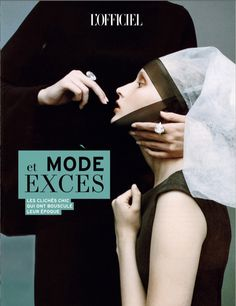 Mode et excès AUTHOR Patrick Cabasset PUBLISHER L'officiel.