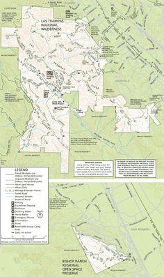 Ben there 5-21-2012   Las Trampas Regional Wilderness