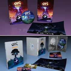 #nordicgames to publish the #retail version of Ori and the Blind Forest Definitive Edition on #steam in partnership with #microsoftstudios  and #moonstudios  Nordic Games will offer two retail versions of the Definitive Edition, which will both release on June 14, 2016: - Standard version: Premium Packaging, Quickstart Guide, Game DVD, A3 Poster - Limited version: Steelbox, Quickstart Guide, Game DVD, Audio-CD OST, 2 Postcards, 2 Double-Sided A3 Posters - Also, Microsoft will release the… Nordic Games, Blind, A3, Microsoft, Postcards, June, Audio, Retail, Packaging