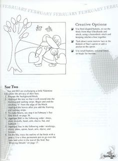 Sunbonnet Sue -Los meses del año- Patchwork and Quilting-Book - Yolanda Fernández Monge - Picasa Albums Web