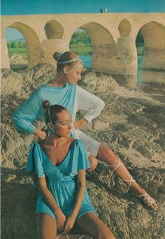 Vogue Iran 1969 (let that sink in)