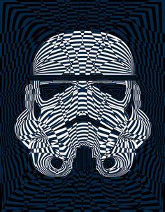 Artwork by Fabian Gonzalez as seen on tiefighters Star Wars Helmet, Star Wars Collection, Disney Star Wars, Star Wars Art, Marketing Digital, Science Fiction, Pop Art, Illustration Art, Poster