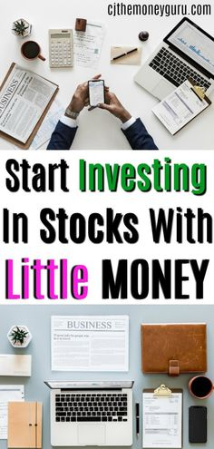 Start Investing in Stocks with Little Money