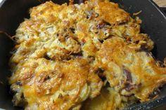 Jak připravit zapečenou krkovici na bramborách   recept