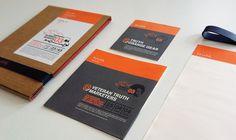 Truth Summer Tours Press Kit by Jose Cintron, via Behance