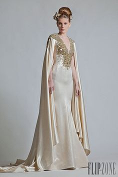 Krikor Jabotian 2013 collection - Couture