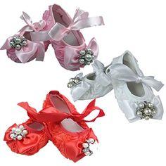 Süße 3D Baby Ballerina in weiß, rosa oder rot Gr. 16,17,18,19 (16) - http://on-line-kaufen.de/trendydress/suesse-3d-baby-ballerina-in-weiss-rosa-oder-rot-gr