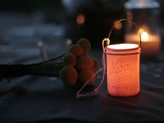 Kerr Votive Lanterns by Pigeon Toe from Lulu Powers on OpenSky