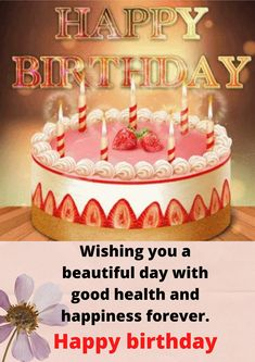 Birthday Wishes Best Friend, Animated Happy Birthday Wishes, Happy Birthday Wishes Messages, Happy Birthday Greetings Friends, Happy Birthday Celebration, Birthday Wishes And Images, Birthday Cake For Friend, Happy Birthday Friend Quotes, Happy Birthday Beautiful Images