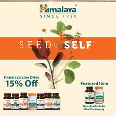 15% off on all Himalaya Products. In Stores & online. Limited Period Only.