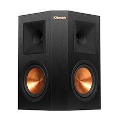 Klipsch RP-250S Surround-Lautsprecher, Farbe: schwarz Kli…