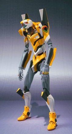 Evangelion Shin Gekijouban - EVA-00 - Robot Damashii - <Side EVA> (Bandai)