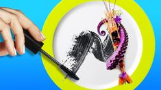 23 IDEAS INCREÍBLES CON COMIDA 5 Min Crafts, 5 Minute Crafts Videos, Food Crafts, Craft Videos, Macaroons, Pancake Art, Kitchen Ornaments, Cake Decorating Videos, Butterfly Crafts