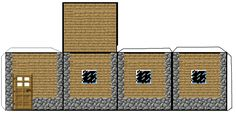 Minecraft villager (small) house