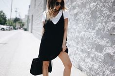 Vestidos Lenceros Camiseta Tendencia Blogs Moda 2016 2