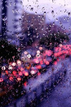 """stayhungry-stayfree: """"Rain Day ~ By Mell Sánchez """""""
