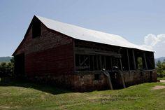 Carter Barn, Morgan Utah 8/20/11