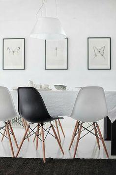 Simplesmente Decor: Preto e Branco
