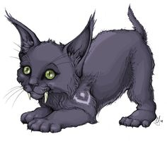Kitten Druid by Raven-Scribbles.deviantart.com on @DeviantArt
