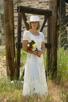 Short Western Wedding Dresses | Western Clothing made in USA