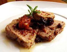 Falsarius Chef - Blog de cocina fácil y recetas para el día a día: SOLOMILLO AL HORNO ALIANZA DE CIVILIZACIONES Beef Recipes, Drink Recipes, Steak, French Toast, Pork, Breakfast, Blog, Gastronomia, Easy Cooking