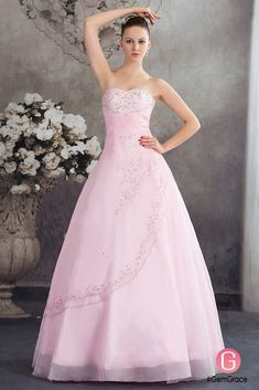 Only $234.9, Wedding Dresses Sequined Pink Organza Colored Wedding Dress Ballgown #OPH1233 at #GemGrace. View more special Wedding Dresses,Colored Wedding Dresses,Ball Gown Wedding Dresses now? GemGrace is a solution for those who want to buy delicate gowns with affordable prices. Free shipping, 2018 new arrivals, shop now to get $20 off!