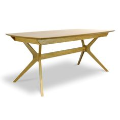 Nora Wooden Top 1.8m-2.2m Extendable Dining Table