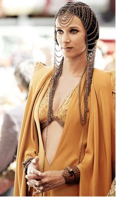 Game Of Thrones Ellaria Sand Woman Crush