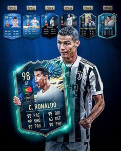 FIFA 15 : 99 FIFA 16 : 99 FIFA 17 : 99 FIFA 18 : 99 FIFA 19 : 99 FIFA 20 : 99 FIFA 21 : 98 Fifa Card, Portugal National Team, Fifa 15, Cristiano Ronaldo Cr7, St P, Team 7, Soccer, Football, Baseball Cards
